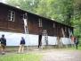 2005 Arbeitstag Pfadiheim Itschnach