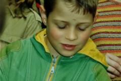 2005 Werbeübung
